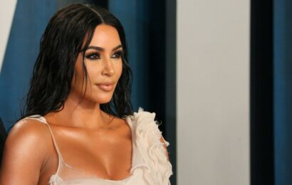 Kim Kardashian West's MET Gala 2021 Look Has Fans Thinking She and Kanye West Are Back Together