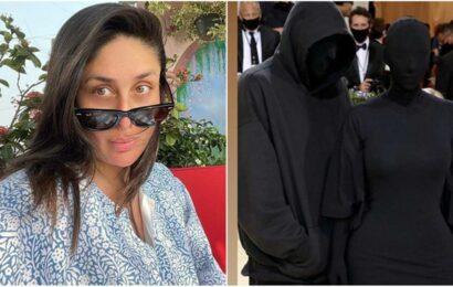 Kim Kardashian's Met Gala 2021 look shocks Kareena Kapoor: 'Kya ho raha hai?'