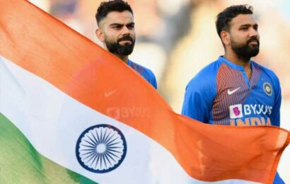 Kohli to step down as India's white ball captain after T20 World Cup: report