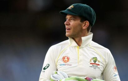 Looks impossible for Afghanistan to play in T20 World Cup: Tim Paine