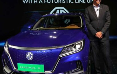 MG puts its bets on smaller cars for Indian market