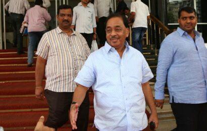 Maharashtra government says no action against Narayan Rane till September 30