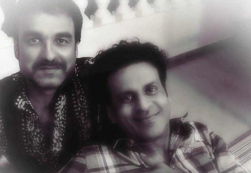 Manoj Bajpayee catches up with old friend Pankaj Tripathi for dinner, shares heartwarming photo