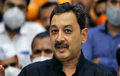 Maratha reservation: BJP MP Sambhajiraje-led delegation meets President