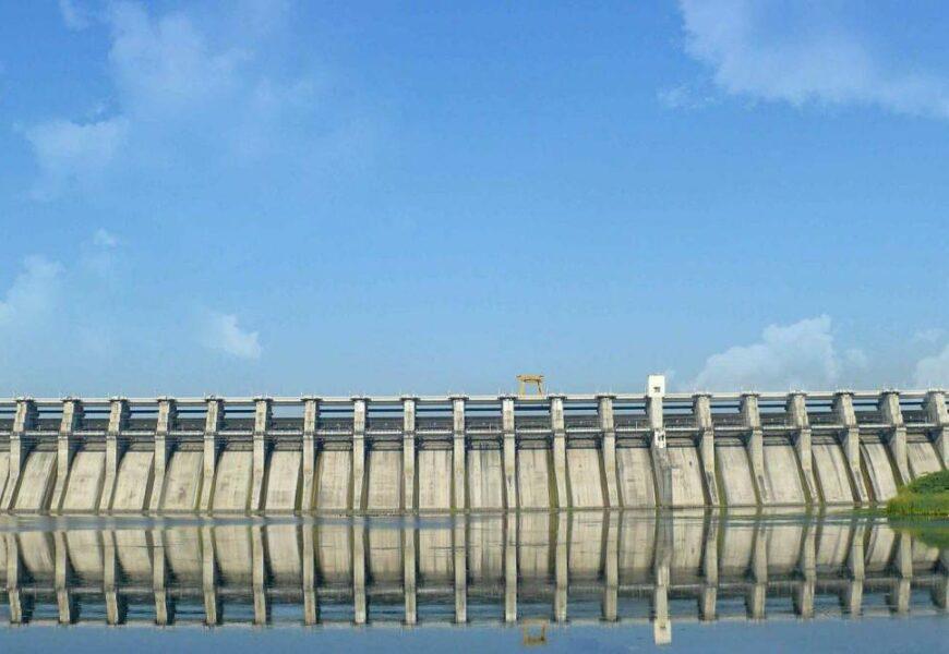Marathwada dams water levels 21% less than last year's mark despite week-long rains