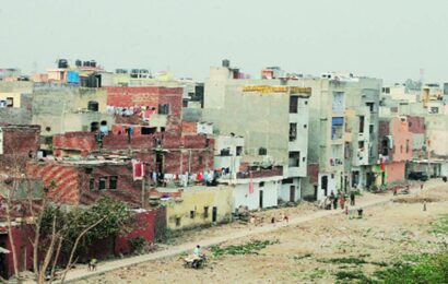 Mohali admin makes list of 23 illegal colonies in Zirakpur
