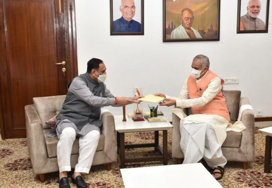 Moral pressure created by AAP led to Vijay Rupani's resignation: AAP leader Gopal Italia
