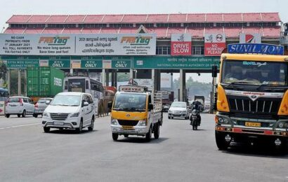 Motorist alleges harassment by Kumbalam toll plaza staff