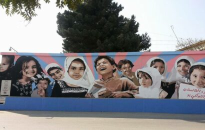 Murals washed off Kabul's walls, but artists ask: 'How will you wipe away the colours in people's hearts?'