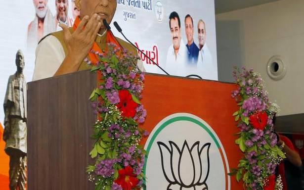 No major terror attack in India since Modi became PM, says Rajnath; calls it major achievement