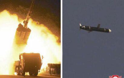 North Korea says it tested long-range cruise missiles