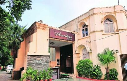 Not far from Jallianwala Bagh, restoration of Maharaja Ranjit Singh's palace buried in indifference