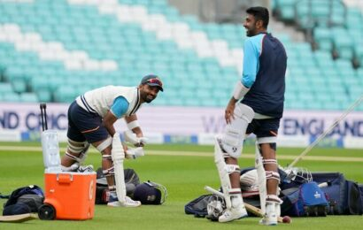 On morning of Manchester Test, Indian players still in dark
