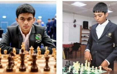Online Chess olympiad   India favourite to top Group B