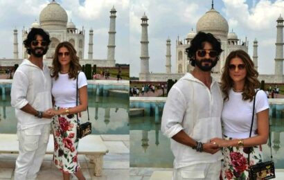 Oosaravelli actor Vidyut gets engaged to fashion designer