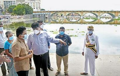 Parks with a 'Sangam literature' theme to come up along the Vaigai