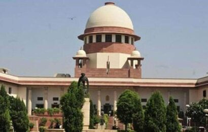 Plea over floor wise building plans ,SC directs UT to submit report on survey in a week