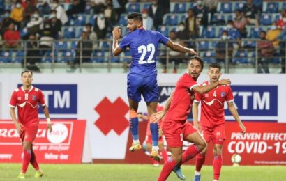 Rahim, Seriton make their Blue Tigers mark against Nepal in first of two friendlies