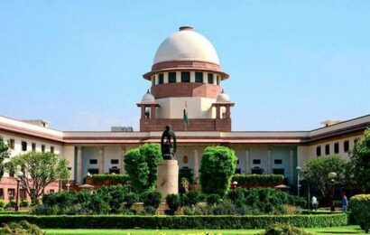 SC revives disciplinary probe against ex-MP cop who set up 'Gunda Squad' illegally