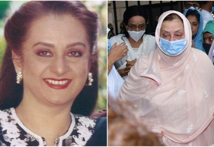 Saira Banu to be shifted out of ICU tomorrow: Hospital officials