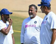 """Shastri, Arun, Sridhar awaiting """"fit to fly"""" certificate in order to return home, says BCCI official"""