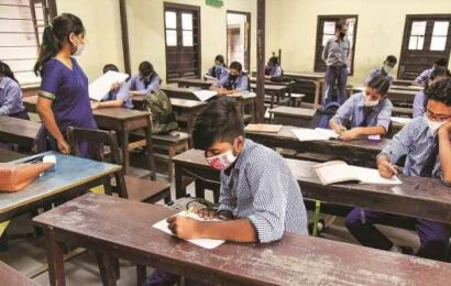 Statistics, philosophy, geography: With shortage of teachers, Gujarat govt considers relaxing hiring norms