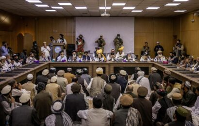 Taliban set to name Haibatullah Akhundzada as supreme leader, map out their government