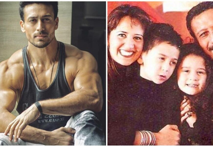 Tiger Shroff on buying a family home: 'So grateful that I am able to buy a house for my parents'