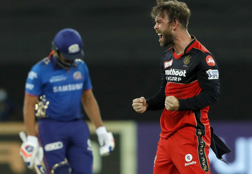 Top Performer: Maxwell's All-Round Show Sinks Mumbai