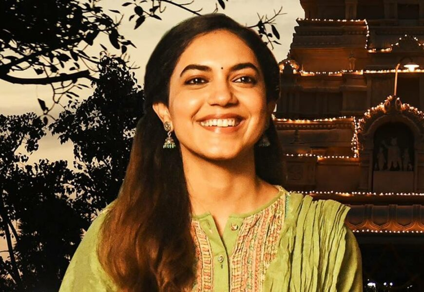 Tuck Jagadish actor Ritu Varma: Nani is a self-made man