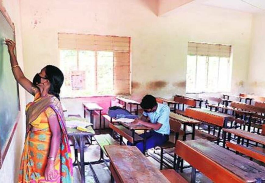 Two Indian teachers shortlisted for Global Teacher Prize 2021