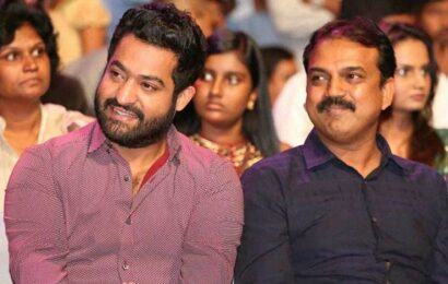 Two top technicians rope in Jr NTR and Koratala Siva film