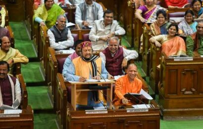 U.P. MLA demands 'namaz room' in Assembly building as in Jharkhand