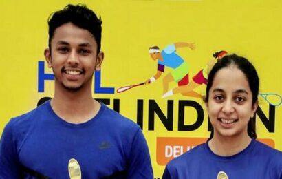 Velavan and Tanvi win again