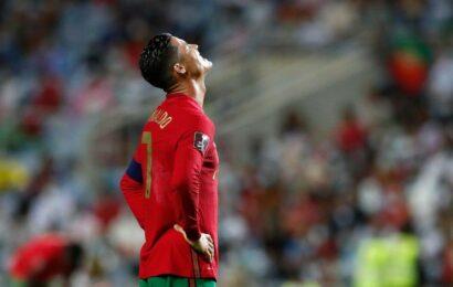 Watch: Ronaldo misses penalty on day he breaks all-time international goal scoring record