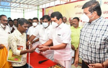 'Agricultural college at Karur will become functional this year'