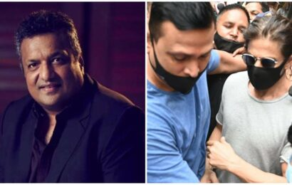 'Shameful': Sanjay Gupta calls out Bollywood for staying silent during Shah Rukh Khan's 'moment of crisis'