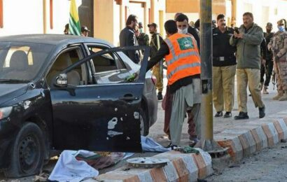 4 Pakistan security personnel killed in Balochistan attack claimed by BLA