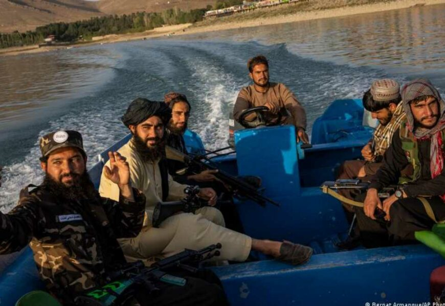 Afghanistan: What will the Taliban do without an enemy to fight?