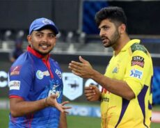 After CSK-DC Game Ended…