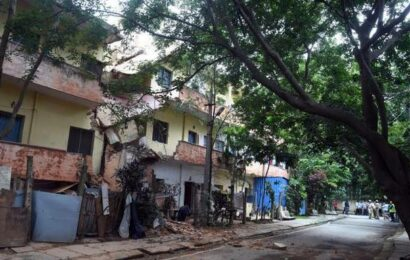 Another building collapses in Bengaluru