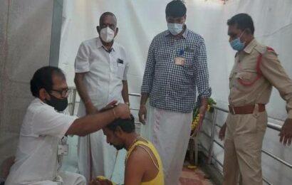 Appalayagunta temple gets mini Kalyanakatta