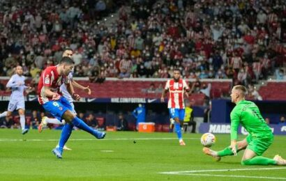 Atletico compounds Barca's woes