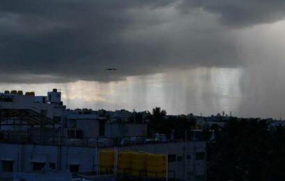Average southwest monsoon rainfall in Karnataka saw little variation in five decades