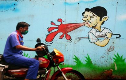 BMC collects over Rs 65 lakh in fines in last 10 months from citizens spitting in public places