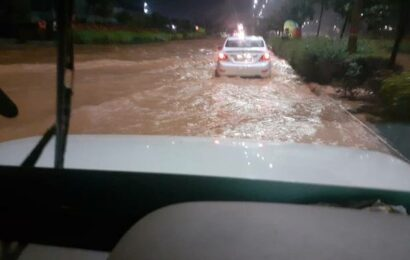 Bengaluru airport records highest-ever rainfall in a decade on October 11