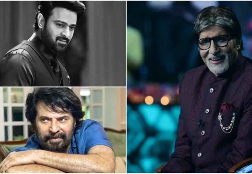 Chiranjeevi, Akshay Kumar, Mammootty wish Amitabh Bachchan on his birthday, Abhishek calls him his 'hero, idol'
