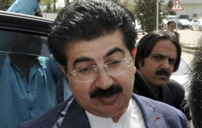 Controversial Senate Chairman of Pakistan gets Lok Sabha Speaker's invite