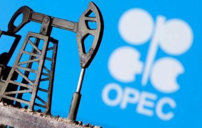Crude jumps on global energy crunch; U.S. oil at a 7-year high