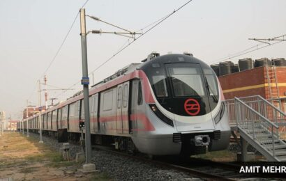 DMRC introduces free high-speed Wi-Fi on all stations of yellow line
